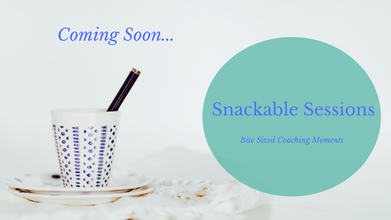 Snackable Sessions are Coming Soon!